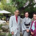 JAPANESE GARDEN EVENT IN PASADENA  MAY 2016