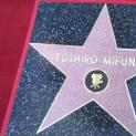 TOSHIRO MIFUNE HOLLYWOOD STAR CEREMONY